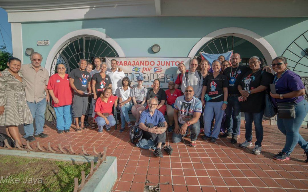 Vieques, Puerto Rico Medical Mission